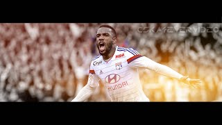 Alexandre Lacazette | Lyon 2014-2015 | Skills Dribbling Goals | Full ᴴᴰ 1080p