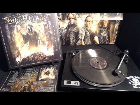 "Nothgard ""Malady X"" LP Stream"