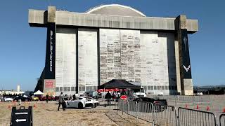 C8 Corvette Reveal - Pre Reveal Arrival