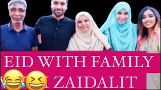 EID Ul ADHA W/ZAIDALIT VLOG❤️/FAMILY
