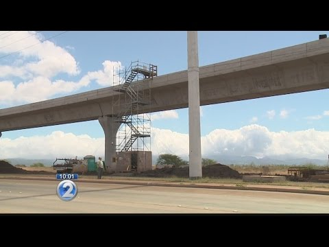 Engineering experts raise quality concerns over Honolulu's rail construction