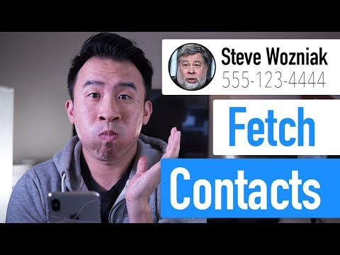 Swift: How to Fetch Contacts - Name & Phone Numbers (Ep 5)