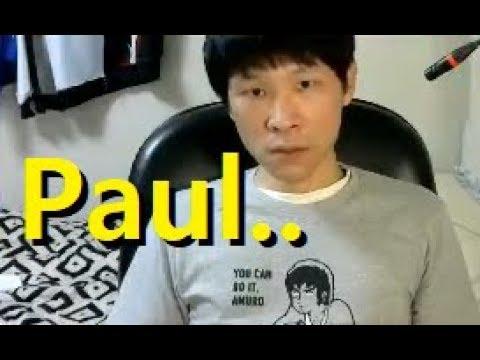 [SEASON3] lmyourfather(Lee) vs Jisang(Paul)