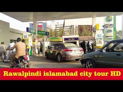 Rawalpindi islamabad city tour HD
