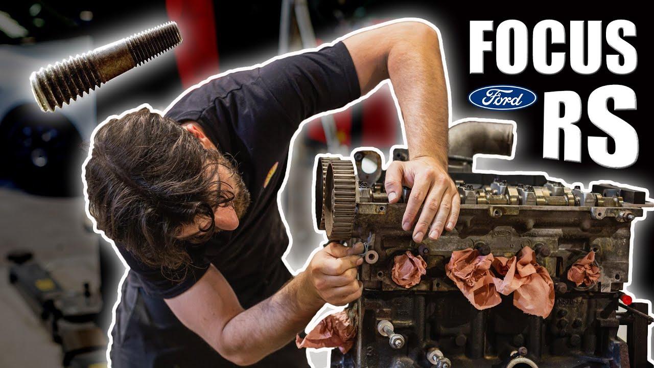 Joris a fait une ENORME connerie sur le moteur de la Focus RS [Ep18]