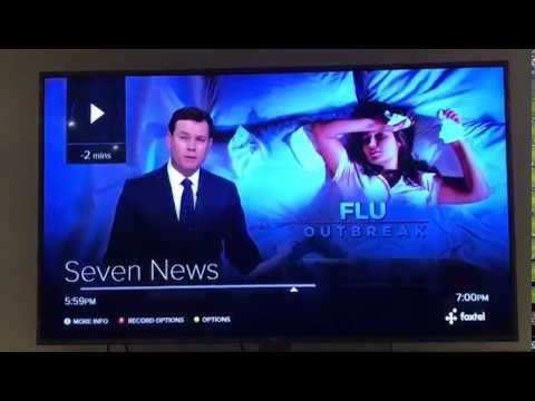Handling the media and representing pharmacy on Channel Seven News
