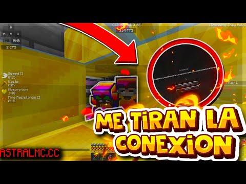 ME TIRAN LA CONEXION PARA NO SER TRAPPEADOS l ASTRAL HCF MINECRAFT from YouTube · Duration:  11 minutes 33 seconds