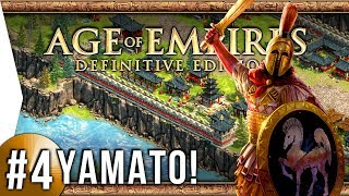 INVASION! - Age of Empires: Definitive Edition ► #4 The Mountain Temple - [Yamato Campaign]