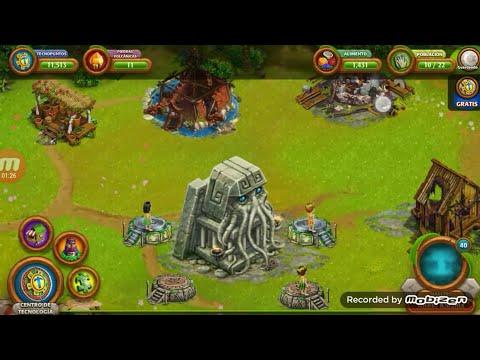 Virtual Villagers Origins 2| Puzzle 4 Liberar Kraken Y Puzzle 5 Adorar| Free The Kraken & To Adore
