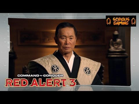 Command Conquert: Red Alert 3 - Let's Play Part 13: Santa Monica, Rage of the Black Tortoise [Hard]