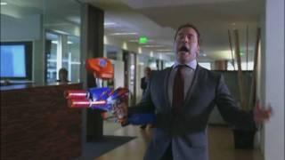 Ari ''Terminator'' Gold, Paintball revenge