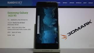 Prueba de rendimiento SAMSUNG Galaxy A22 5G | 3DMark Wild Life Extreme | MediaTek Dimensity 700 | 4GB RAM | Prueba