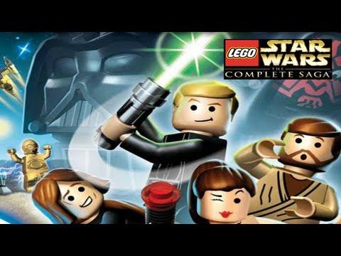 Lego Star Wars La Saga Completa - Gameplay ITA - YouTube