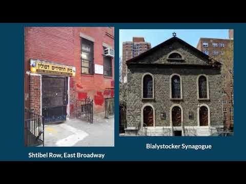 Adat Shalom Visits New York: Eldridge Street Synagogue
