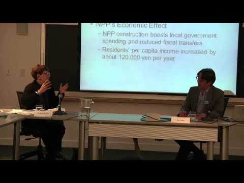 Do Nuclear Power Plants Benefit Japan's Local Communities?, February 7, 2012