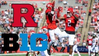Every Rutgers Football Big Ten Win (2014-2018)
