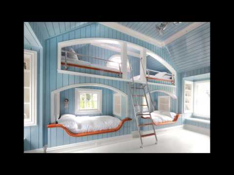 Retro Cool And Funky Kids Bedroom Interior Design Daily Interior