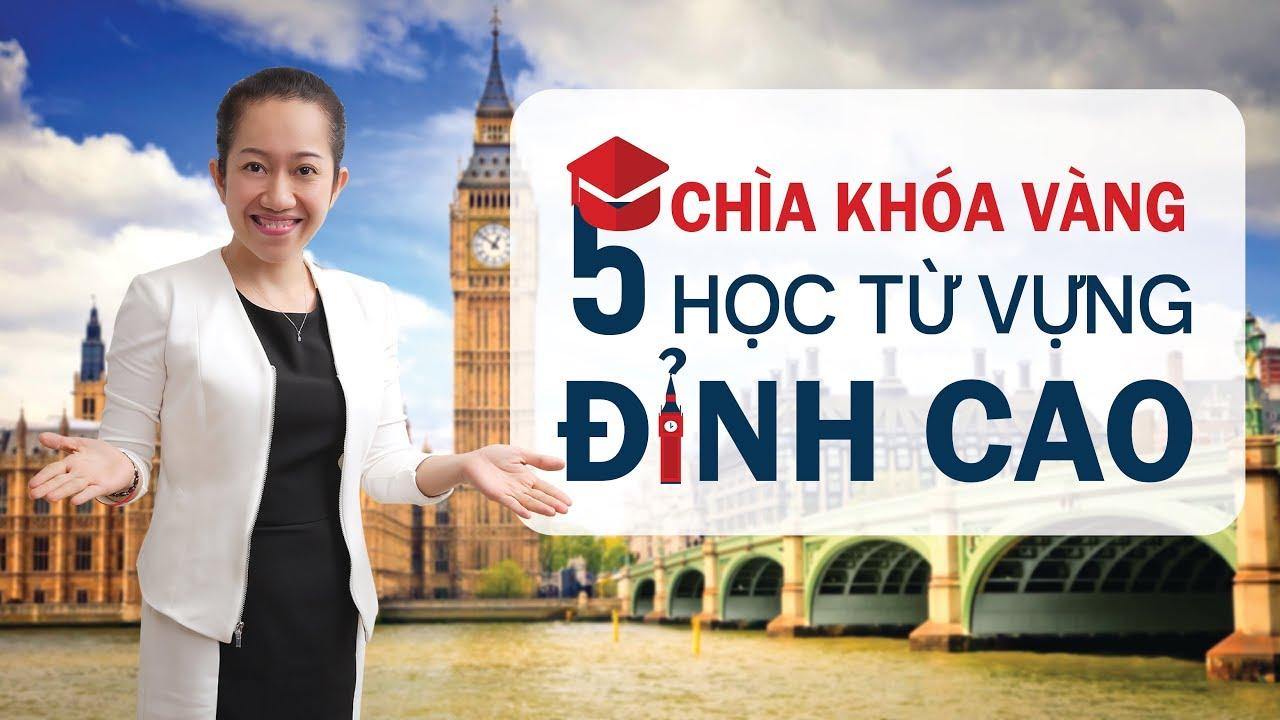 Top 3 khóa học từ vựng tiếng Anh Online hiệu quả nhất