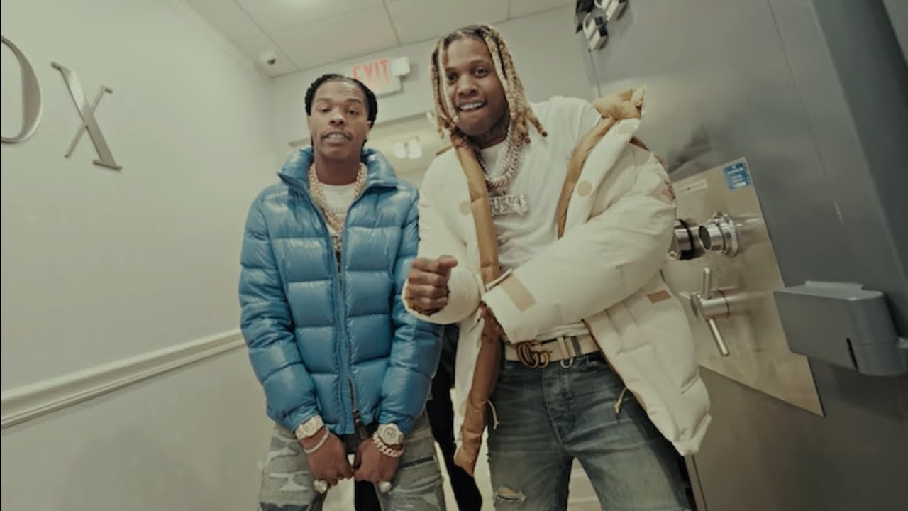 """""""Outta Here"""" Lil Baby Type Beat   Lil Durk Type Beat 2021"""