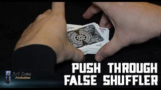 Push through false shuffle tutorial by Juan Fernando