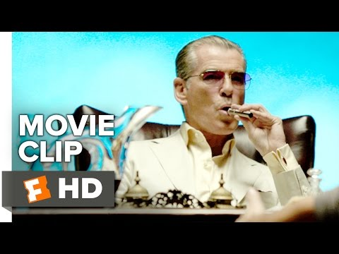 Urge Movie CLIP - Buying Drugs (2016) - Pierce Brosnan, Justin Chatwin Movie HD