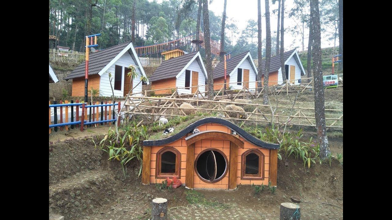 The Lawu Park  Wisata Alam di Gondosuli Tawangmangu