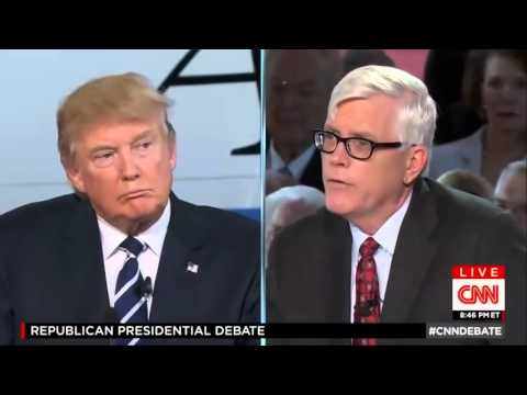 Republican Debate 2015 - Donald Trump Debate Highlights at 2nd GOP Debate Full