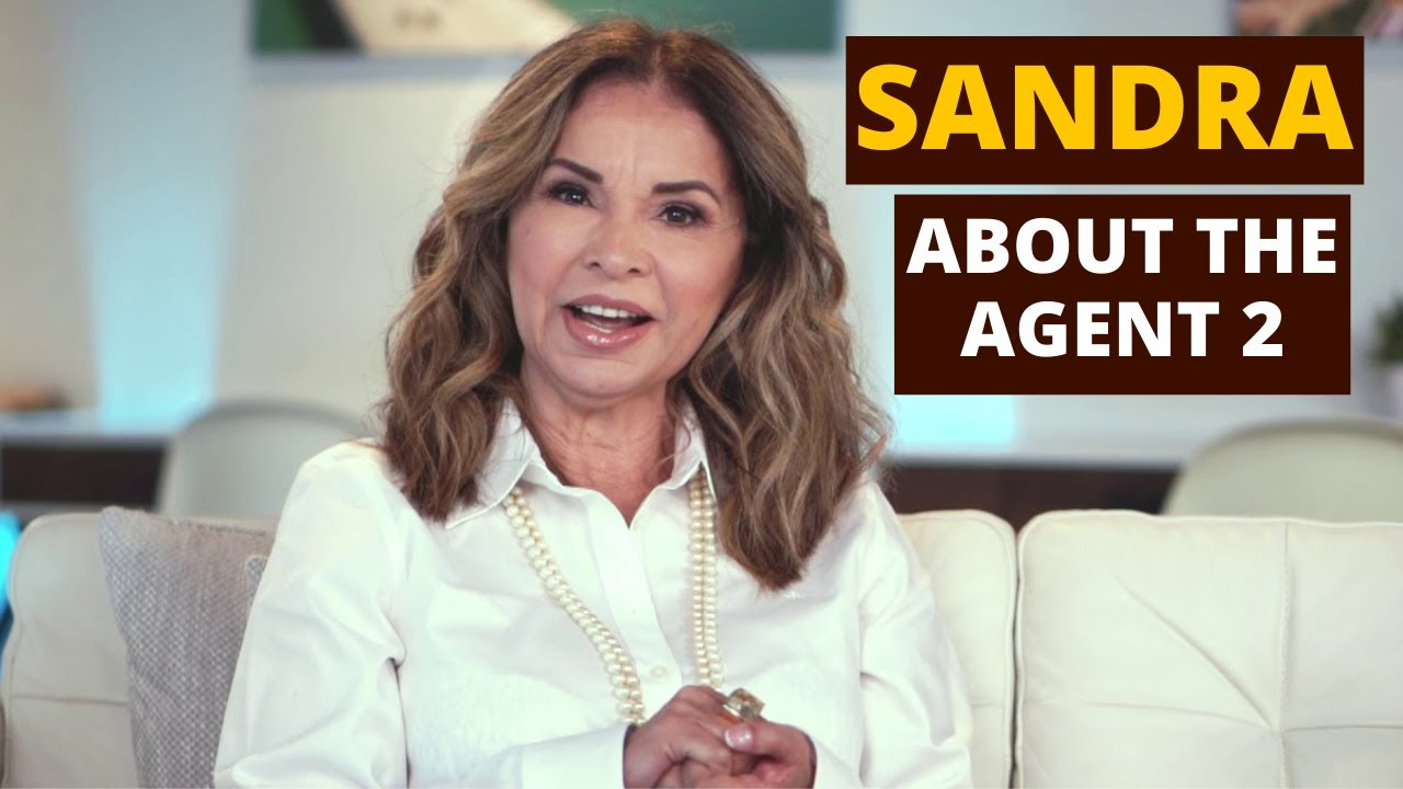 Sandra - About the Agent 2