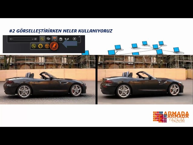 SOLIDWORKS Animasyon Webinarı | Solidworks Visualize