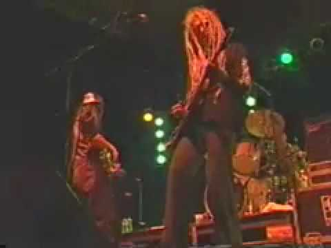 Les Claypool's Fearless Flying Frog Brigade - Live, 6-29-01 - Gathering of the Vibes