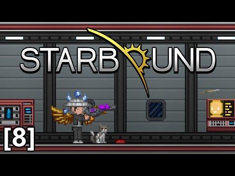 Starbound - Part 8 - Avian Pirate Ship, Glitch King