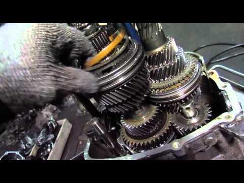 механическая коробка передач getrag 240