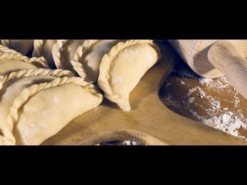 Вареники с картошкой впрок (заморозка) рецепт от шеф-повара / Илья Лазерсон / украинская кухня