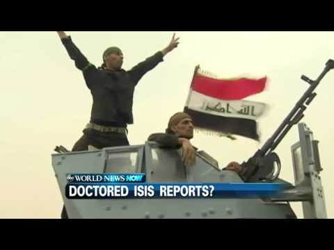 Doctored ISIS Reports