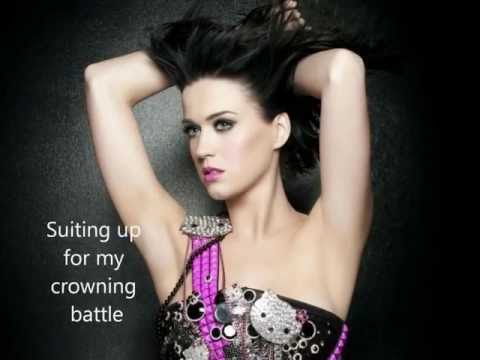 """Katy Perry """"Who Am I Living For"""""""