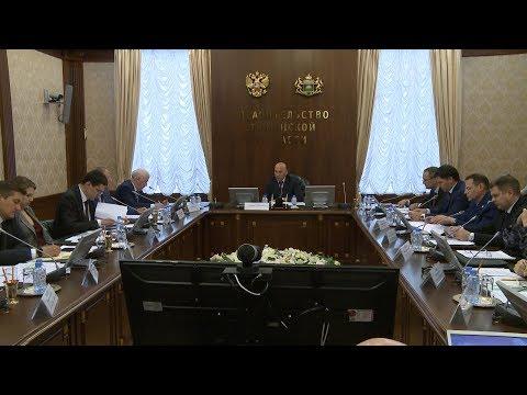 Приоритетные задачи по профилактике правонарушений обсудили в региональном правительстве
