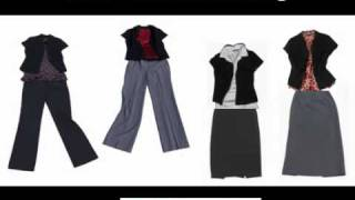 Womens Business Attire: Build A 10-piece Wardrobe