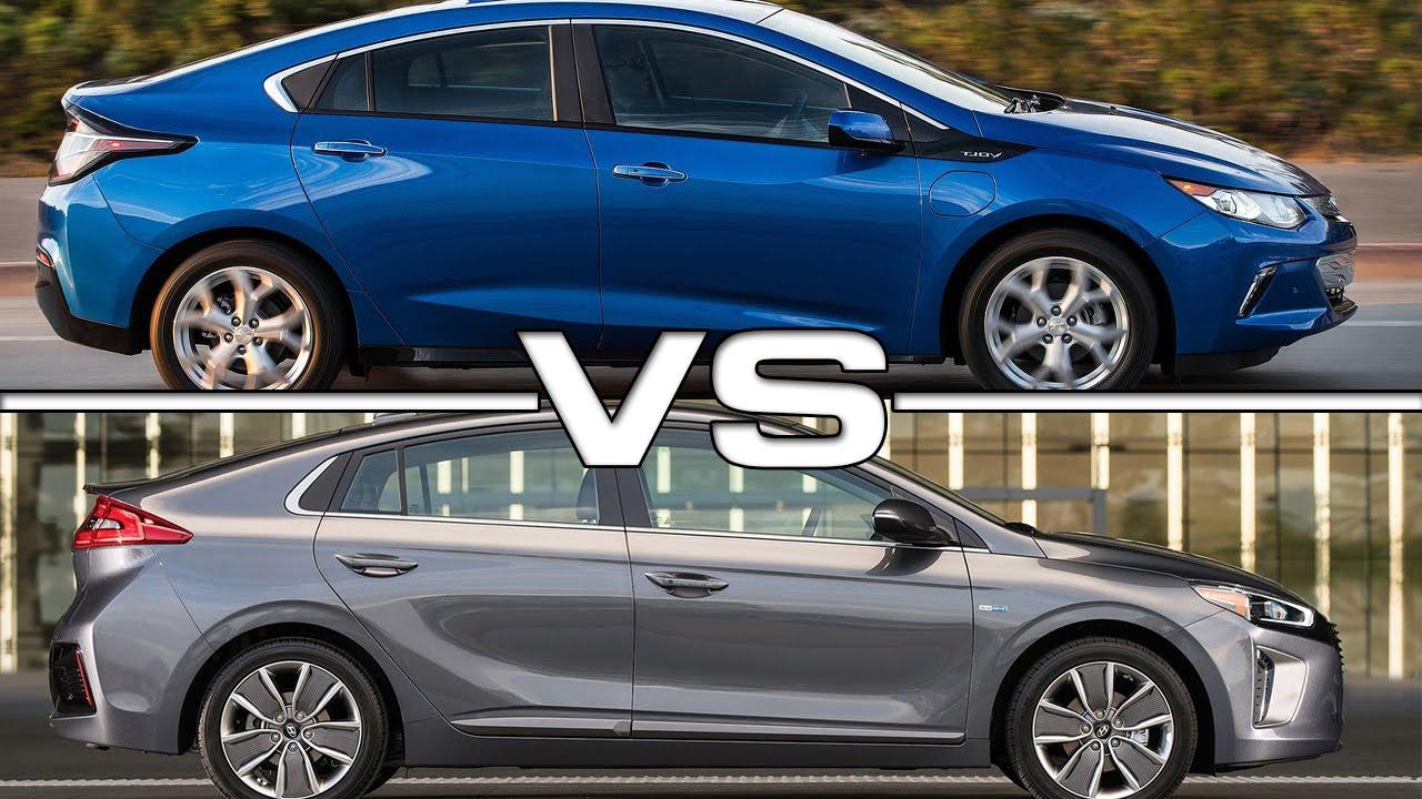 Chevrolet Volt Vs Hyundai Ioniq