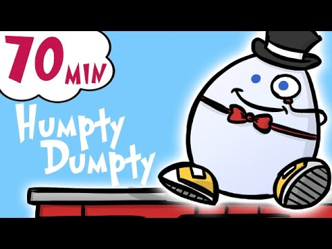 Humpty Dumpty & MORE Kids Stories! - Compilation | Nursery Rhymes with PlayTime