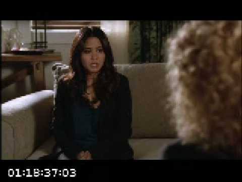 ER - S15E12 Dream Runner - Dr. Corday interviews Neela as they are catching up