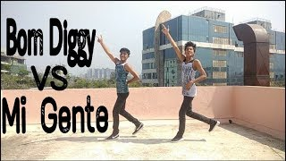 Bom Diggy x Mi Gente | hip hop Dance Choreography | V J DANCE FACTOR