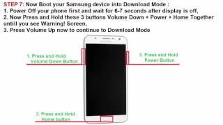 Root Galaxy J7 SM-J700P (Boost/Virgin Mobile) | Root/UnRoot SM-J700P