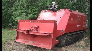 Пожарный Робот | Роботы Мчс | Ель 10 | Мужской Разговор | #Мужскойразговор