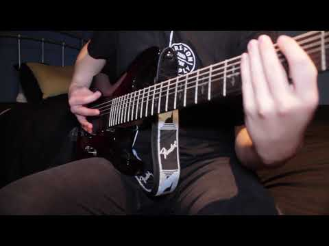 Wage War - Don't Let Me Fade Away - Guitar Cover