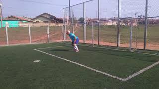 Se divertindo e praticando esporte