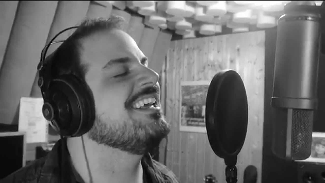 You are so beautiful - Joe Cocker ( William Prestigiacomo feat. Q-rek guitar, acoustic cover)
