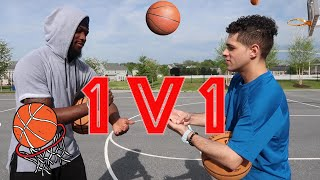 FIRST BASKETBALL CHALLENGE 1V1
