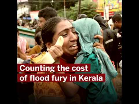 Counting the cost of flood fury in Kerala