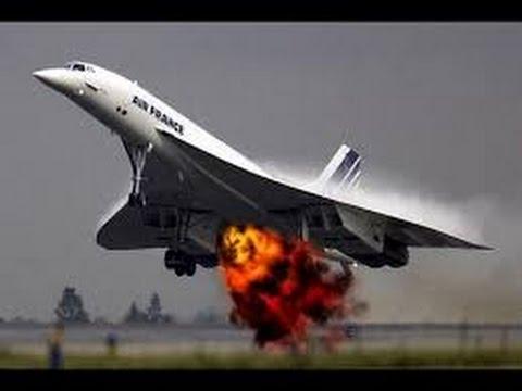 la minute de vérité saison 1 episode 1  Crash du Concorde