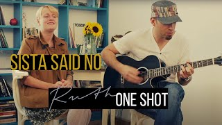 "Ruth Koleva - ""Sista Said"" One voice, one guitar [One Shot]"
